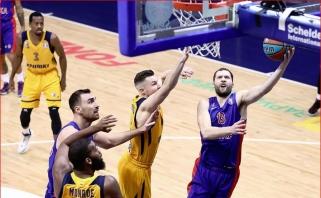 CSKA nenumatytam laikotarpiui prarado latvį snaiperį