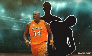 Sh.O'Nealas: mano patyčias galėjo iškęsti tik du žaidėjai - Kobe ir Dragičius