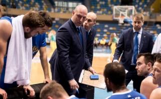 """""""Kalev"""" nutraukė sutartis su visais žaidėjais, komandos gali išvis nebelikti"""