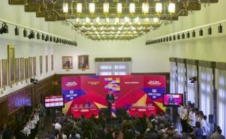 Septyniolikmečiai sužinojo varžovus pasaulio čempionate Saragosoje