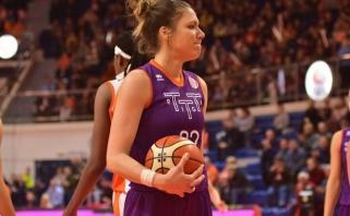 Nuo italių užsikrėsti bijojusioms Rygos krepšininkėms – techninis pralaimėjimas