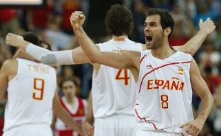 J M.Calderonas baigė karjerą Ispanijos rinktinėje