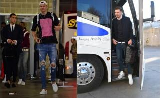 NBA bunda: Dončičius ir Porzingis – jau pakeliui į JAV