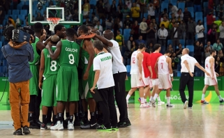 Sensacija lietuvių grupėje: Nigerija patiesė Kroatijos rinktinę