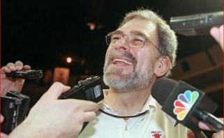 """S.Baylessas: dėl """"Bulls"""" griūties kaltas susitarimą su """"Lakers"""" turėjęs Ph.Jacksonas"""