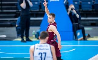 """P.Valinskas: """"Rytas"""" yra principinis varžovas, reikia laimėti ir įsitvirtinti antroje vietoje"""