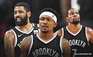 """""""Nets"""" tęsia superklubo kūrimą: nusitaikė ir į """"Wizards"""" lyderį"""