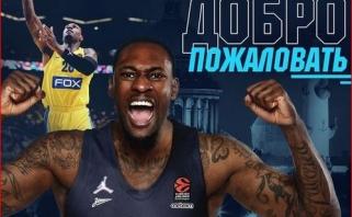 Oficialu: Gudaičio bendraklubiu tapo solidžią NBA ir Eurolygos patirtį sukaupęs centras