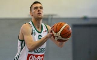 """""""Žalgirio"""" ir """"Lietuvos ryto"""" dubleriai - per žingsnį nuo NKL ketvirtfinalio (rezultatai)"""