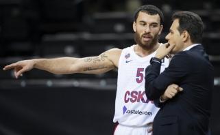 Nauja dramos serija: CSKA Itoudžio prašymu suspendavo Jamesą