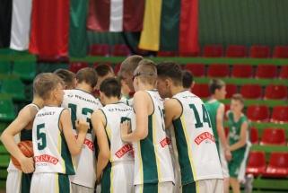 Lietuvių ir vaikinai, ir merginos triumfavo Baltijos taurėje