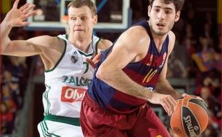 """""""Barcelona"""" bando susigrąžinti NBA nepritapusį Ispanijos rinktinės žaidėją A.Abrinesą"""