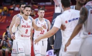 M.Ponitka: gerai žinojau rusus žaidėjus, tai padėjo Lenkijai laimėti pasaulio čempionate