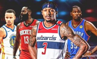 Bealas įvardijo tris NBA žaidėjus, kurių lygio siekia, LeBrono tarp jų nėra