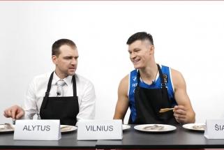 Janavičius ir Buškevicas ieškojo klaipėdietiškos silkės
