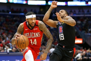 Akibrokštas: labiausiai patobulėjusiu lygos NBA paskelbė ne Dončičių, o autsaiderių atstovą