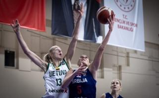 2020-ųjų geriausia krepšininkė - Petronytė, jaunimo tarpe - Jokubaitis, Jocytė ir Marčiulionis