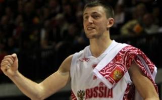 """Rusijos krepšinio veteranas nepratęs kontrakto su """"Zenit"""""""