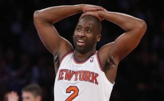 """R.Feltonas: """"Knicks"""" jaučiamas ypatingas spaudimas, tai daugeliui sugadino karjerą"""