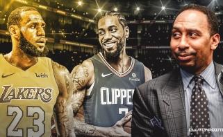 """S.A.Smithas įvardijo komandą, kuri turėtų sustabdyti """"Lakers"""" Vakaruose"""