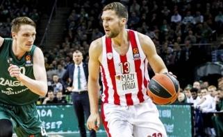 """J.Strelniekas: CSKA - tai komanda, kuriai tiesiog negali pasakyti """"ne"""""""