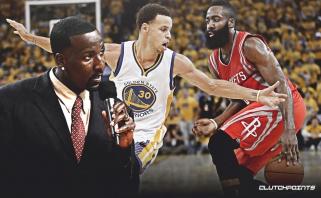K.Perkinsas: Hardenas pranašesnis už Curry