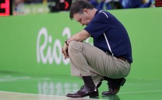 J.Kazlausko pėdomis: fiasko patyrusios Brazilijos rinktinės treneris paliko postą
