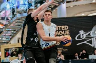 Lietuvos trijulė – turnyro Sankt Peterburge ketvirtfinalyje