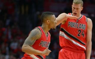 NBA Rytuose ir Vakaruose į priekį išsiveržė favoritėmis nelaikytos komandos