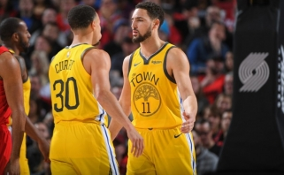 """NBA pripažino: teisėjai klydo svarbiausiomis """"Warriors"""" ir """"Rockets"""" mačo akimirkomis"""