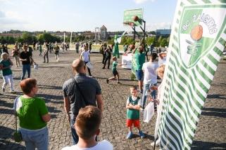 """Šeštadienį prie """"Žalgirio"""" arenos - fanų zona ir papildomos pramogos"""