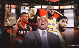 """Drąsi Ch.Barkley prognozė: """"Blazers"""" laimės seriją prieš """"Lakers"""" 4:0"""