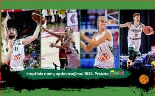 Prasidėjo Lietuvos metų krepšininkų rinkimai