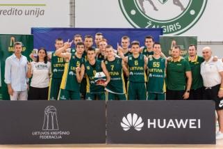 Baltijos taurės turnyrą papuošė atkakli lietuvių tarpusavio dvikova