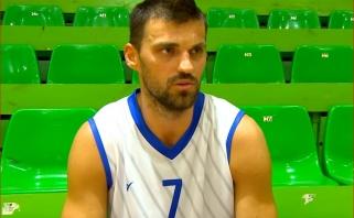 """""""Pieno žvaigždžių"""" kapitonas L.Kisielius: nežinau sportininko, kuris nenori pasiekti maksimumo"""