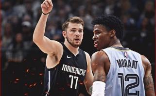 NBA skautas: Dončičius jau gali netapti geresniu, nei yra, Morantas jį gali aplenkti dėl atletiškumo