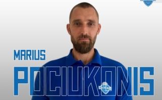 """Prieš NKL sezono startą """"Ežerūnas"""" pristatė naująjį vyr. trenerį"""