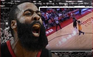 """NBA naktis: J.Hardeno vedami """"Rockets"""" artėja prie Vakarų konferencijos aštuntuko"""