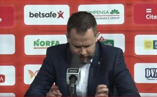 """Žibėnas gynė Goudelocką, Čanakas džiaugėsi """"Eurocup"""" lygio žaidimu (ketvirtfinalio poros)"""