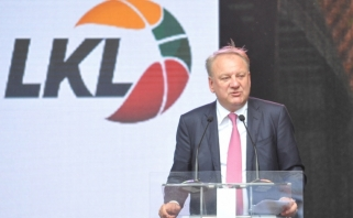 Patvirtinta nauja LKL valdyba, pakelta finansinė kartelė