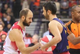 Spanoulis aplenkė Navarro ir tapo visų laikų rezultatyviausiu Eurolygos žaidėju