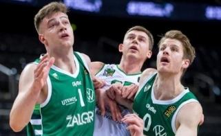 M.Jucikas po sėkmingiausio sezono karjeroje grįžta į Kėdainius