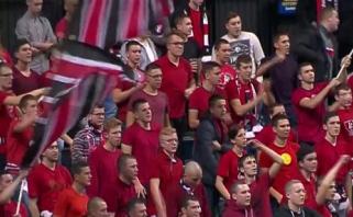 """Įspūdingai puolęs """"Lietuvos rytas"""" iškovojo pirmą pergalę Europos taurėje"""
