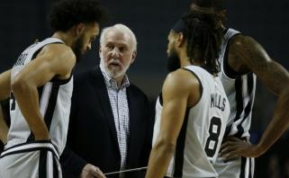 G.Popovichius: baltaodžiams treneriams reikia užsitarnauti juodaodžių žaidėjų pasitikėjimą