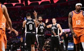 """Vakarų konferencijos finale """"Clippers"""" mažina savo deficitą"""
