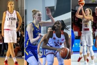 Moterų Eurolyga perkelia lemiamas rungtynes iš Italijos, atšaukiami tarptautiniai čempionatai
