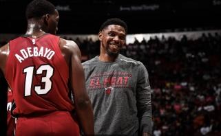 """""""Heat"""" oficialiai pratęsė kontraktus su kylančia žvaigžde bei komandos simboliu"""