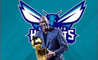 """Jordanas: noriu laimėti titulą su """"Hornets"""", man tai labai svarbu"""