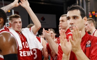 """""""Brose Baskets"""" ir """"Ratiopharm"""" atsitiesė Vokietijos ketvirtfinalių serijoje"""