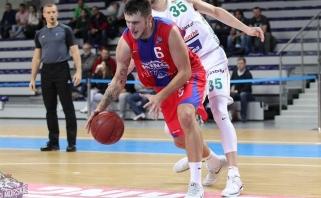 T.Jogėla keliasi rungtyniauti į Vengriją